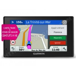 Garmin Drive 50LMT Cartes et Trafic à Vie
