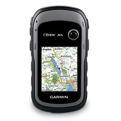 Garmin eTrex 30x - GPS de Randonnée avec Cartographie TopoActive Europe de l'Ouest Préchargée(Avec compas électronique et alt...