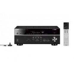 Yamaha RX-V681 - Ampli tuner audio vidéo - Son Surround sur 7 canaux 150 W par canal - réseau 7.2 compatible MusicCast