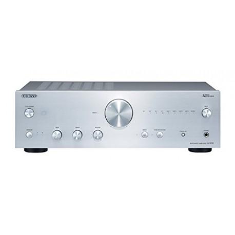 Onkyo a-9150-s–Amplificateur audio (avec Estero intégré, 2canaux, 75W Par canal) couleur argent