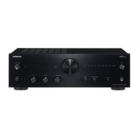 Onkyo a-9150-b–Amplificateur audio (avec Estero intégré, 2canaux, 75W Par canal) couleur Noir