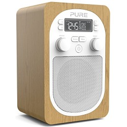 Pure Evoke H2 Radio Chêne
