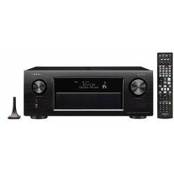 Denon AVRX4400H BLACK - 4K - Wifi, - Bluetooth - Airplay - Ampli 9.2 (9x165 Watts/ 6 ohms, 9x125Watts / 8 ohms)