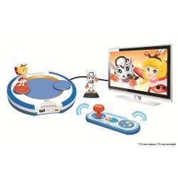 LEXIBOOK- LBOX100FR - Jeu Electronique - Ma Première Console De Jeux Interactive LEXIBOOK Tablettes - Jeux électroniques