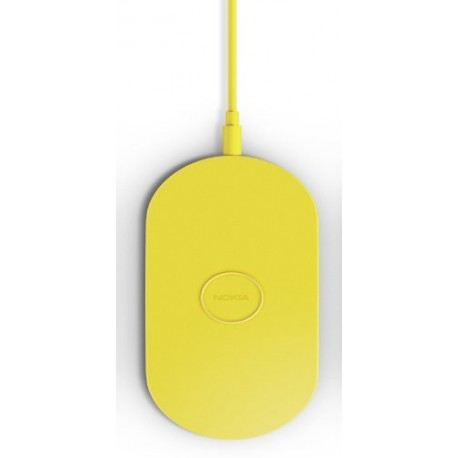 Nokia DT-900 Wireless Charging Plate for Lumia 820/920 - Yellow