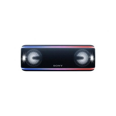 Sony SRS-XB41 Enceinte Portable sans Fil Bluetooth Waterproof avec Effets Lumière - Noir