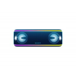 Sony SRS-XB41 Enceinte Portable sans Fil Bluetooth Waterproof avec Effets Lumière - Bleu SONY Enceintes