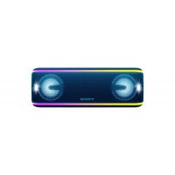 Sony SRS-XB41 Enceinte Portable sans Fil Bluetooth Waterproof avec Effets Lumière - Bleu