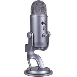 Blue Microphones - Microphone USB Yeti Zone Space Grey Edition 0836213002032 Blue Microphones Radio