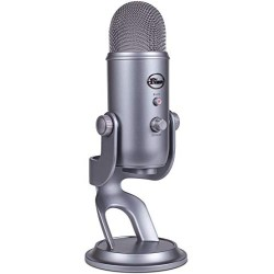 Blue Microphones Image et Son Blue Microphones - Microphone USB Yeti Zone Space Grey Edition 0836213002032