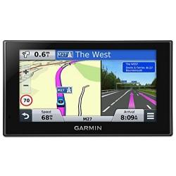 Garmin Nuvi 2589LM - GPS Auto - 5 pouces - Cartes Europe 46 pays - Cartes, Trafic et zones de danger gratuits à vie