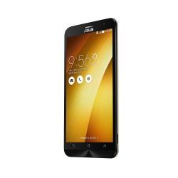 Asus Zenfone 2 ZE551ML smartphone débloqué 4G (Ecran : 5,5 pouces - 32 Go - 4 Go RAM - Double SIM - Android Lollipop 5.0) Or