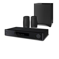 ONKYO LS5200B - Système Home Cinema - Vidéo 4K Ultra HD - 170W - (CD, 2.1 canaux, 170 W, DTS 96/24,DTS-HD HR,DTS-HD Onkyo Hom...