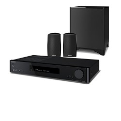 ONKYO LS5200B 2.1canaux 170W Noir Système Home Cinema - Systèmes Home cinéma (CD, 2.1 canaux, 170 W, DTS 96/24,DTS-HD HR,DTS-HD