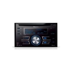 Pioneer FH-P 80 BT Autoradio CD - Tuner Bluetooth Double-Din avec port USB et iPod Direct Control