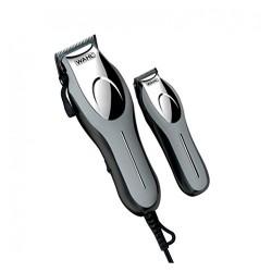 Set rasoirs tondeuse Wahl Precision Cut Pro professionnel, pour couper le cheveux Long, Eyeliner sans fil, sac de voyage, étui o