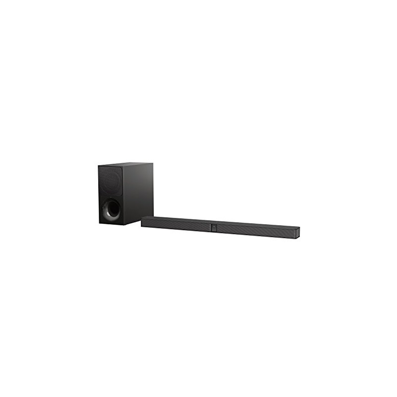 sony ht ct290 barre de son avec bluetooth hdmi caisson de basses sans fil 300 w noir prix. Black Bedroom Furniture Sets. Home Design Ideas