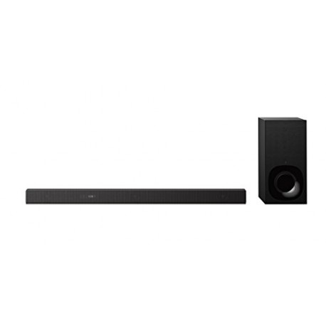 Sony HT-ZF9, barre de son 3.1ch Dolby Atmos/DTS:X, Vertical Surround Engine, Wifi, Bluetooth, Hi-Res audio et caisson de basses
