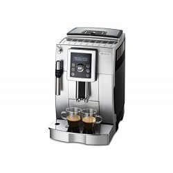 DeLonghi ECAM 23420 SB Cafetière automatique à Cappuccino avec buse vapeur Cappuccino Gris/noir (Import Allemagne)