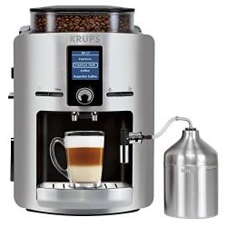 Krups Cafetières KRUPS - EA826E - Machine à café automatique, 1450 watts, Argent 0010942216032