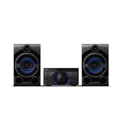 Sony MHC-M20D High Power 3composants Système de Musique Connexion via Bluetooth, USB, CD/DVD et HDMI, Noir