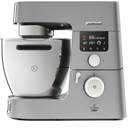 Kenwood KCC9060S Cooking Chef Gourmet Robot de Cuisine, 1500W, Induction 20–180°C, Capacité 6,7L