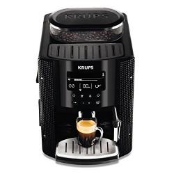 Krups EA8150Machine à café automatique (1,8l, 15bar, écran LC, buse CappuccinoPlus) Noir