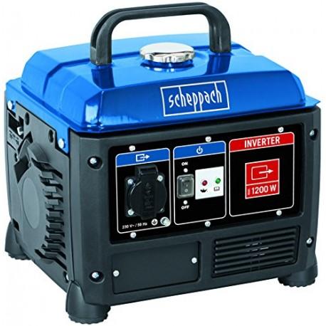 Scheppach Onduleur SG1200, 230V, 1200W, 1pièce, bleu/noir, 5906214901