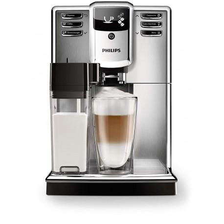 PHILIPS Cafetières Philips EP5365/10 S5000 Machine à expresso automatique avec carafe à lait, inox 8710103853350
