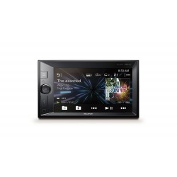 Sony XAV de v631bt 2DIN Autoradio 15,74 cm écran, NFC, Dual Bluetooth, songpal, 4 x 55 W, éclairage Extra Bass Noir/Multicolore