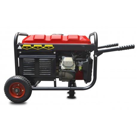 Groupe électrogène 3000W avec roues - Garantie 3 ans + Assistance technique SAV assuré