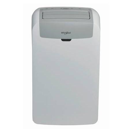 Whirlpool PACW212CO - 12000 BTU - Puissance frigorifique 3500 Watts - Gaz réfrigérant R290 n'affecte pas la couche d'ozone 80...