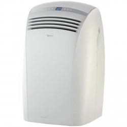 Olimpia Splendid 01598 Dolceclima Nano Silent - Climatiseur mobile local - 8500 BTU - 2100 W - Classe énergétique A