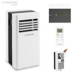 Climatiseur local monobloc PAC 2100 X TROTEC - 7000 BTU - Classe énergétique A - Fonction purification d'air