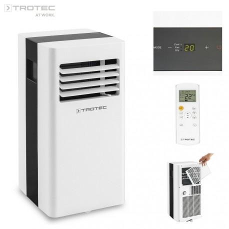 Climatiseur local monobloc PAC 2100 X TROTEC - 7000 BTU - Classe énergétique A - Fonction purification d'air  TROTEC CLIMATIS...