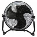 TECNOLUX -Ventilateur au sol 40cm - Noir - VSL40012PHV
