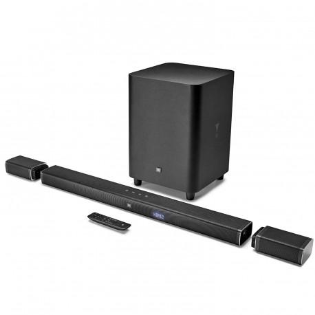 JBL Bar 5.1 - Barre de son 5.1 canaux Ultra HD 4K - 510W - Bluetooth JBL Barres-de-son
