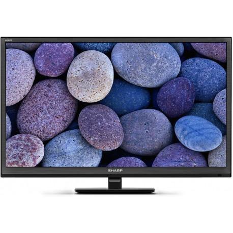 """SHARP Téléviseurs SHARP - TV LED 24"""" 60cm - LC-24CHF4012E - HD TVHD TV - rétroéclairage Edge LED 4974019888064"""