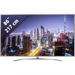 LG 86UM7600 - Télévision UHD-4K de 217 cm - Wifi et Bluetooth intégré