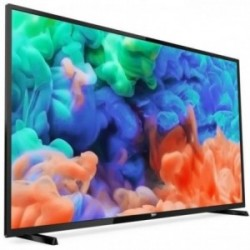 PHILIPS 50PUS6203 TV LED UHD 4K - 126 cm (50 ) - SMART TV - 3 x HDMI - 2 x USB - Classe nergtique