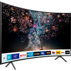 SAMSUNG UE55RU7305 - TV LED 4K UHD - 138 cm - Wifi - Smart TV Incurvé