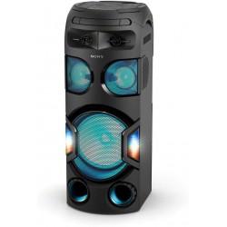 Sony MHC-V72D - 7 haut-parleurs - 1800 watts - Bluetooth - HDMI (ARC) - Live Sound 360° - Effets Lumineux 360°