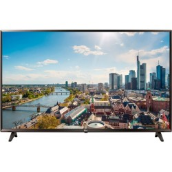 "LG 49UK6200 TV LED 4K UHD 123 cm (49"") - SMART TV - 3 x HDMI - 2 x USB - Classe énergétique A"