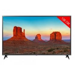 LG 55UK6300 - 139 cm TV LED 4K - Full HD - TV connecté