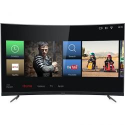 THOMSON 55UD6676 - UHD 4K - TV Incurvée 140 cm - TV Smart - TV connectée - Wifi Intégré