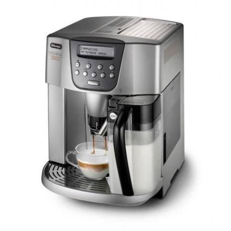 DELONGHI Cafetières DeLonghi ESAM 4500 - Machine à café automatique - Buse vapeur - Cappuccino - 1,8L - 1350W - 15 bars - Arg...