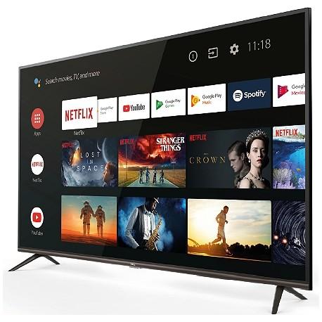 TCL Téléviseurs TCL 65EP640 - TV 165cm - TV 4K - TV LED HDR - Smart TV - Android TV intégre - Wi-Fi - Google Assistant 590129...