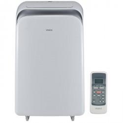 VIVAX ACP12PT35AEF Climatiseur mobile 12000 Btu - 3500 watts - Minuteur - Télécommande - Classe A - Débit : 370 m3/h