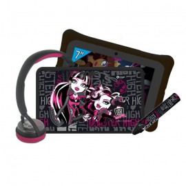 "Pack tablette tactile Monster High 7 "" + Casque"