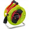 Brennenstuhl Enrouleur de câble Standard 48 -5m+1 -5m (Cablepilot) - Fabrication Française